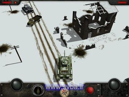 دانلود بازی مبارزه با تانک جنگی اندروید 1.2 Combat Tank Warfare