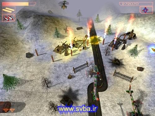 دانلود بازی هلیکوپتر جنگی کم حجم Air Hawk 1