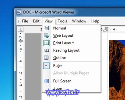 دانلود-نرم-افزار-کم-حجم-ورد-word-viewer-پشتیبانی-از-doc-docx