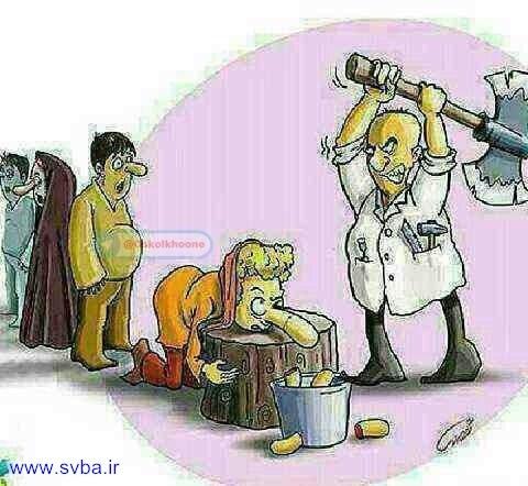 عمل جراحی بینی در زمان های قدیم