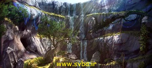 3D live wallpaper jungle waterfall pro android apk download -www.svba.ir