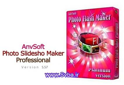 AnvSoft Photo Slideshow Maker www.svba.ir