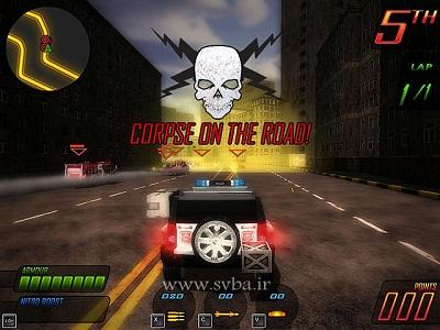Apocalypse Motor Racers  www.svba.ir  1