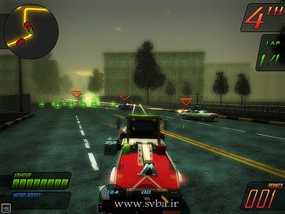Apocalypse Motor Racers  www.svba.ir  2