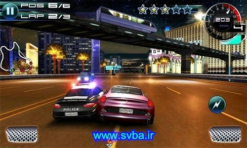 Asphalt 5 For Windows Phone download - www.svba.ir