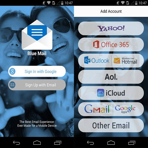 Blue Mail 2016 android apk download svba.ir