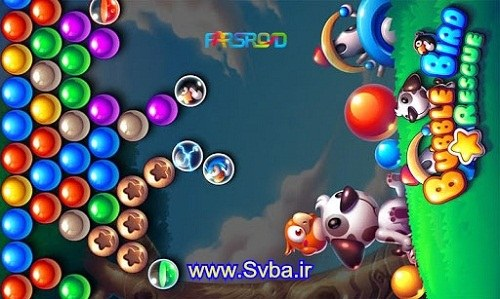 Bubble Bird Rescue 3 apk android free game www.Svba.ir