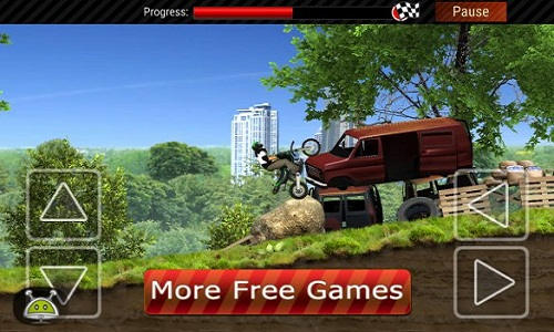 Desert Motocross Free android apk new update games