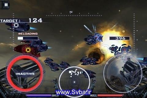 Heavy Gunner 3D 1  bada app  www.Svba.ir