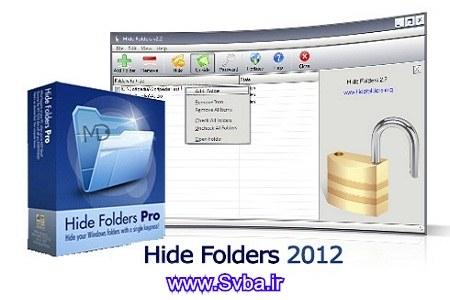 Hide Folders  www.Svba.ir