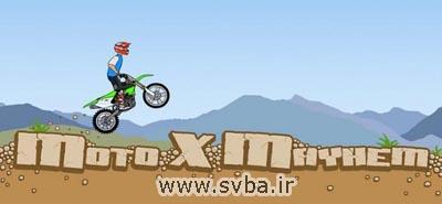 MX Mayhem v1.80  بازی موتور سواری اند-روید-www.svba.ir