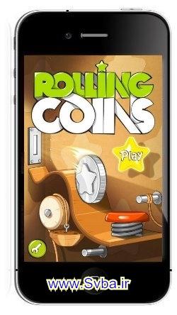 Rolling Coins  www.Svba.ir