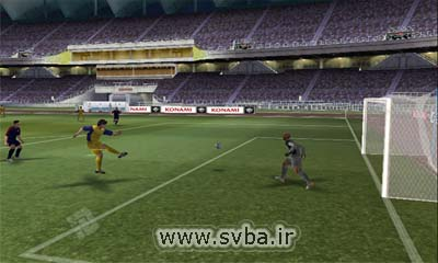 بازی فوتبالی برای ویندوز موبایل