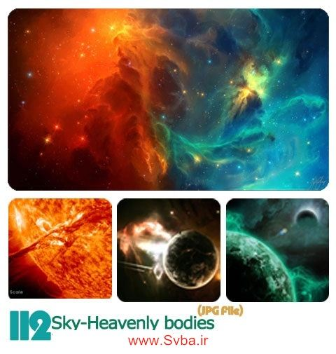 Sky-Heavenly bodies - www.svba.ir