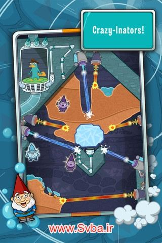 Where is my perry android apk screenshot www.Svba.ir