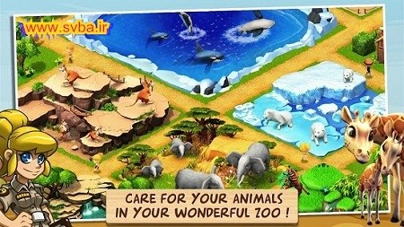 Wonder Zoo  Animal rescue  1.6 android apk download - www.svba.ir