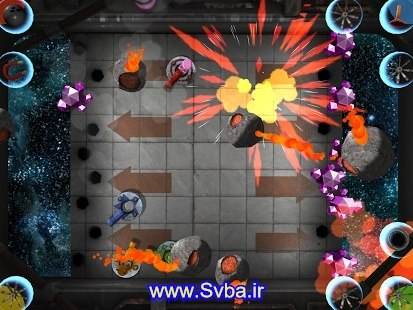 dont-fall-in-hole-android apk free game download  www.Svba.ir