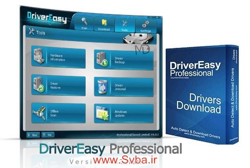 download free Driver Easy update new  www.svba.ir