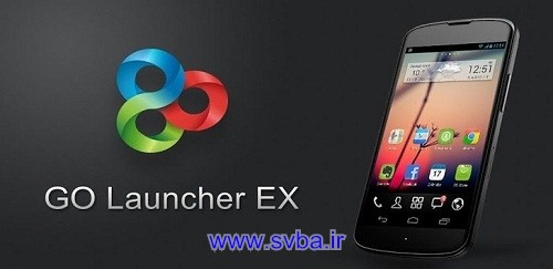 download apk GO launcher EX last akharin v danod www.svba.ir
