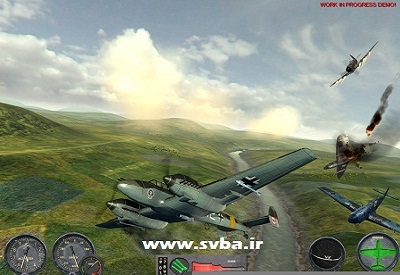 fas bobw game www.svba.ir- Combat Wings Battle Of Britain