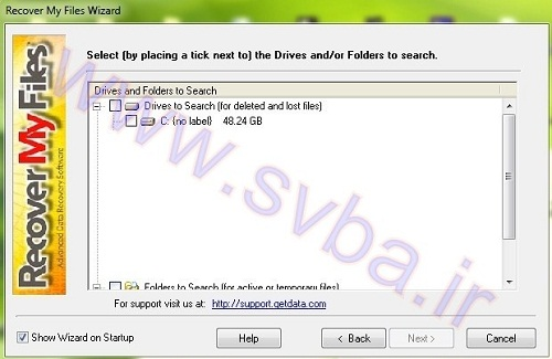 how use recovery my file new learn recovery files www.svba.ir 3