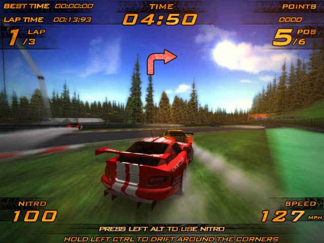 Nitro-Racers