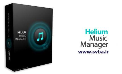 505 helium music manager