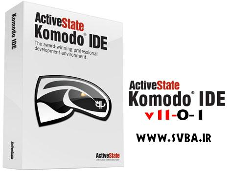 ActiveState Komodo IDE v11 0 1 Build 90797