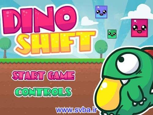 Dino Shift a 640x480