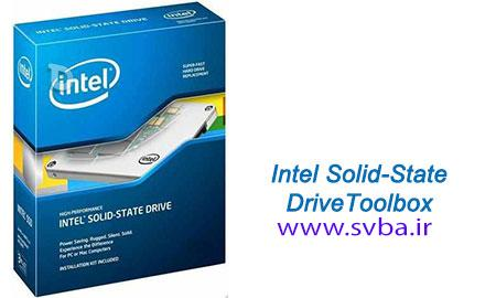Intel Solid State Drive SSD Toolbox