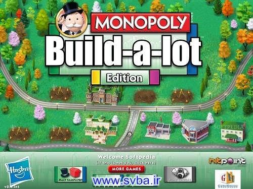 MONOPOLY Build a lot Edition 1
