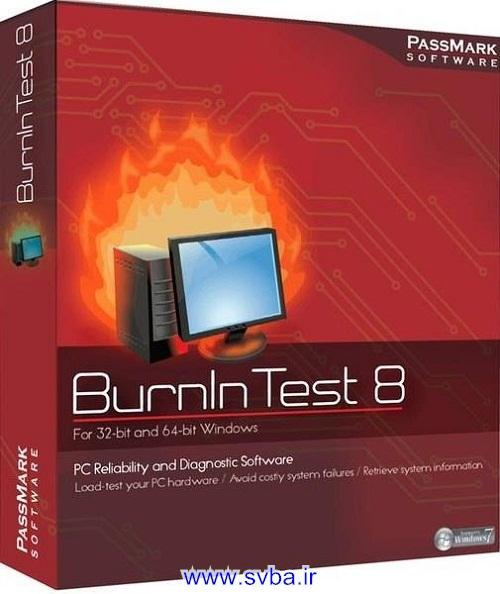 PassMark BurnInTest Pro 8.1.1006 FULL Serials