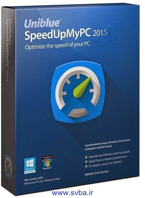 Uniblue SpeedupMyPC 2015 with Crack Download1