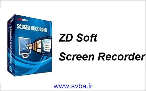 ZD Soft Screen Recorder 9.4 Crack Keygen Free Download