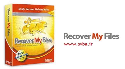 recovery my files ریکاوری قوی قدرتمند و سریع