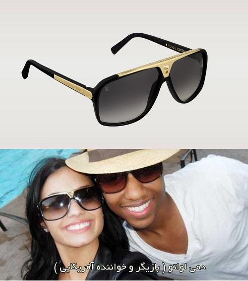 عینک آفتابی Louis vuitton خرید اینترنتی