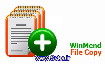 winmend-file-copy how fast copy free software dowbload www.Svba.ir