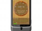 نرم افزار فلزیاب و قطب نمای آندروید Smart Compass Pro V2.2.2