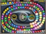 دانلود رایگان بازی zuma ( زوما ) برای کامپیوتر Zuma Deluxe