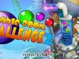 bubble boom challenge 2 -بازی چالش حباب بوم 2 جاوا