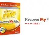 دانلود برنامه ریکاوری قوی (رم - فلش مموری و هارد) + ورژن جدید Recovery My Files Full